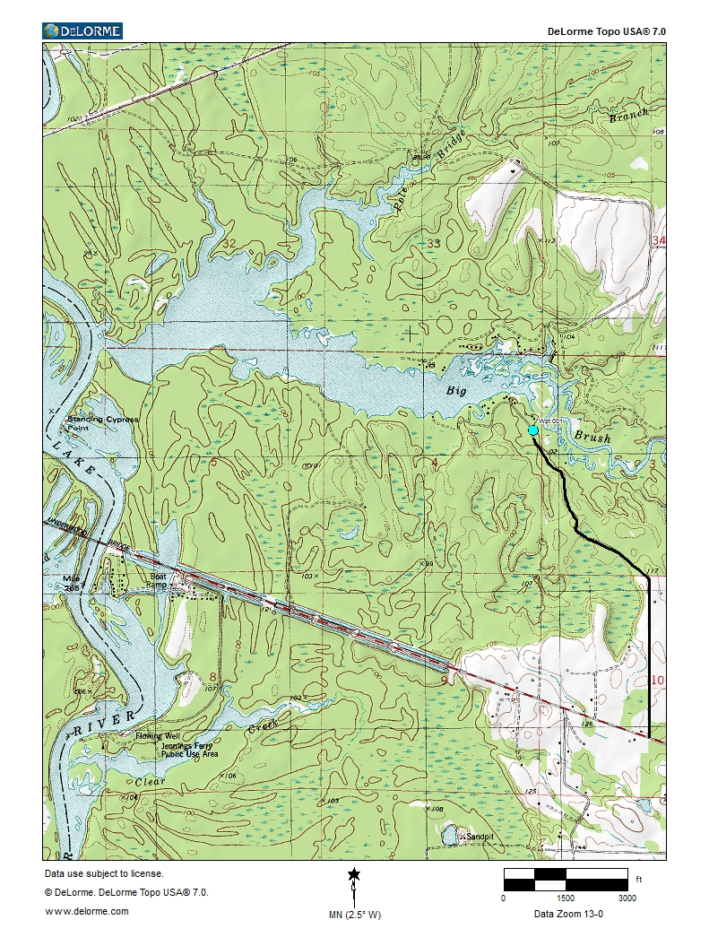 Alabama hale county akron - Topographic Map